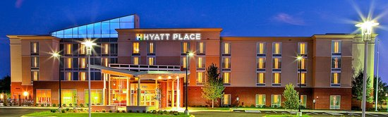 Hyatt Place Germantown: A Room with a view
