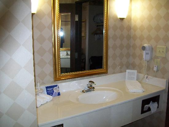 Holiday Inn Express Eagle Pass: Bathroom 2
