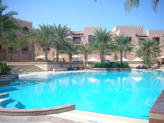 Shangri-La Al Husn Resort & Spa : Swiming pool