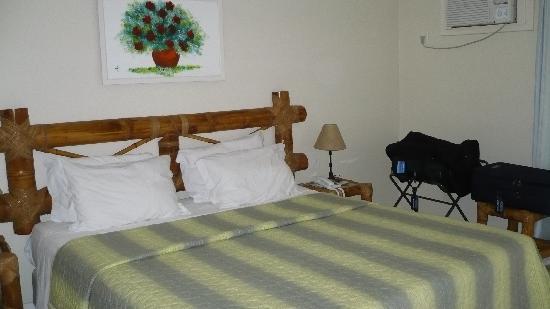 Rio Buzios Beach Hotel : habitacion