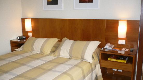 Mar Ipanema Hotel: habitacion