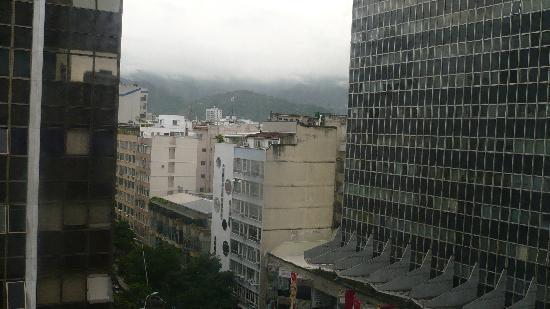 Mar Ipanema Hotel: vista desde mi habitacion