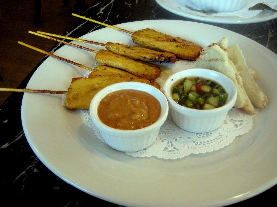 Table for Two : Chicken Sate