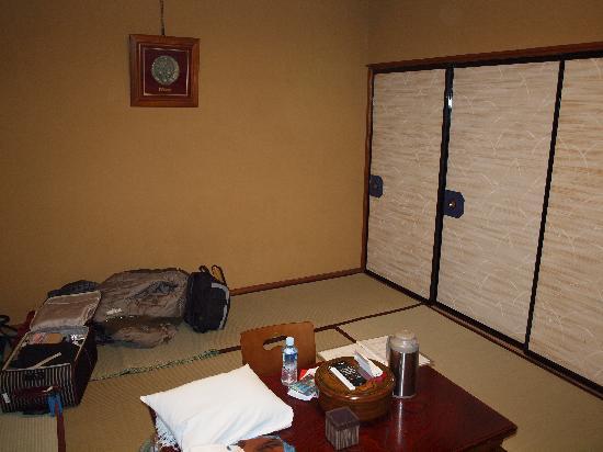 Bansuitei Ikoiso : Room