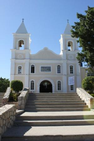 Mission in San Jose del Cabo