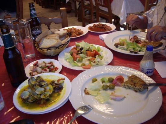 Almería, España: Sunday lunch!!