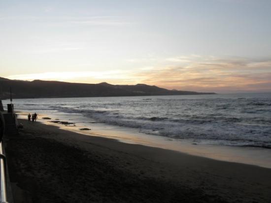 Playa de Las Canteras Foto