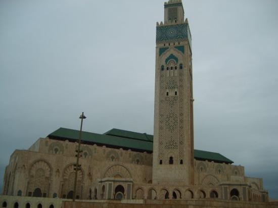 Casablanca, Morocco: moschea hassan II