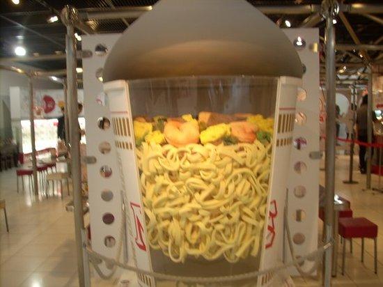Cup Noodle Mueseum