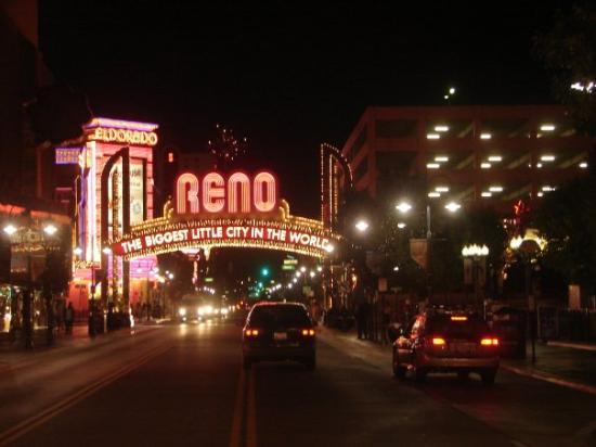 Truckee River Walk : Reno, Nevada