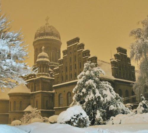 Bilde fra Chernivtsi