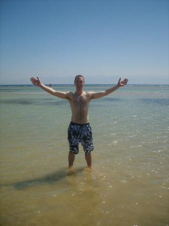 Holiday Resort Taba : This was one of those moments in life where you say man it feels good to be alive taken on the R