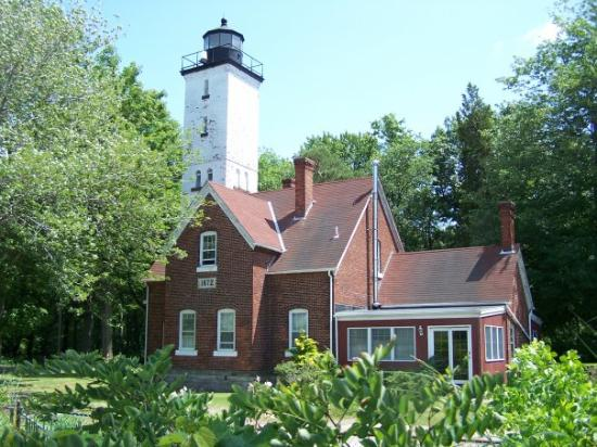 Presque Isle Lighthouse Yeah It S A Private Residence