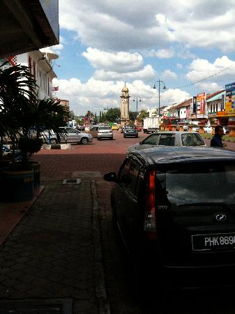 Sungai Petani, Malesia: The market