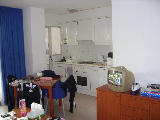 Apartamentos Levante Lux: Lounge