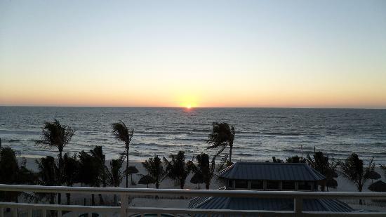 The Naples Beach Hotel & Golf Club: Naples sunset