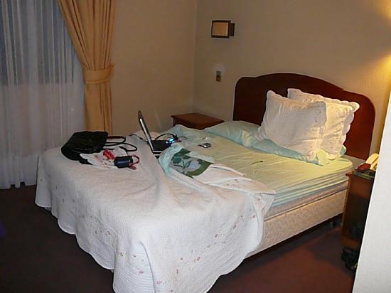 Conde Ansurez Hotel: Habitación individual