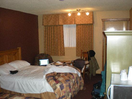 Aspen Inn & Suites: Room