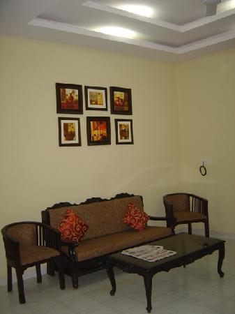 Green View Guest Houses: The Lobby
