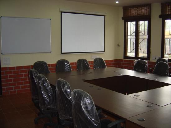 OYO 2052 Hotel Compact Green View : Conference Hall