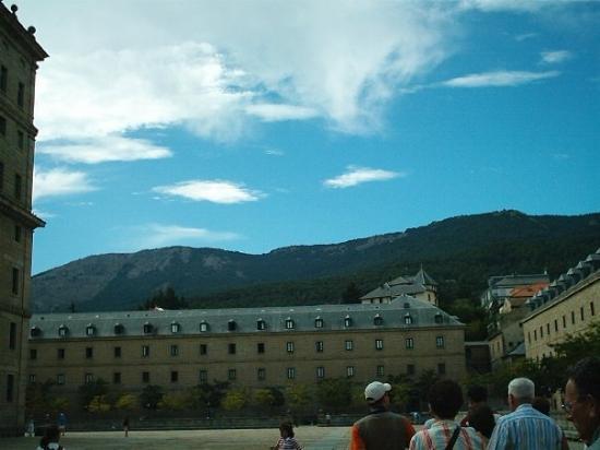 Monasterio y Sitio de San Lorenzo de El Escorial Photo