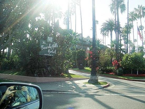 Bell Gardens, Калифорния: Beverly Hills Hotel.