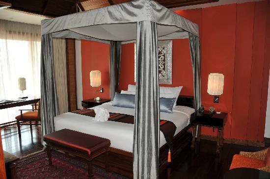 Ratilanna Riverside Spa Resort Chiang Mai: Bedroom