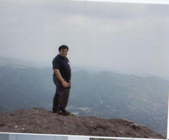 San Miguel, El Salvador: LA PUERTA DEL DIABLO EN EL SALVADOR