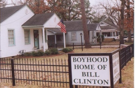 President William Jefferson Clinton Birthplace Home