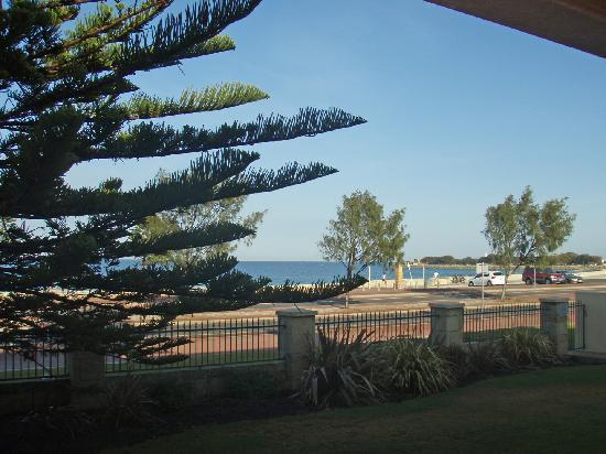 Quality Resort Sorrento Beach: Blick vom Balkon