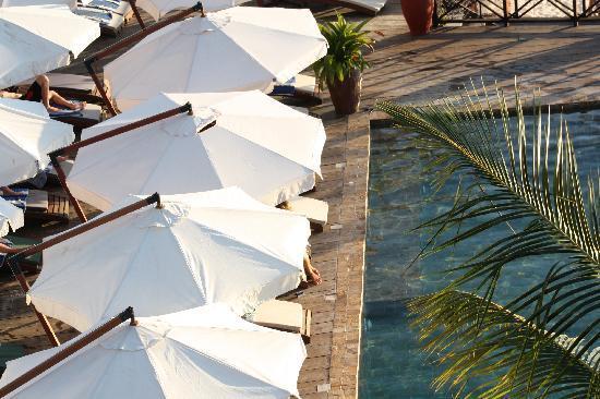 The Z Hotel Zanzibar: Z Hotel Pool side