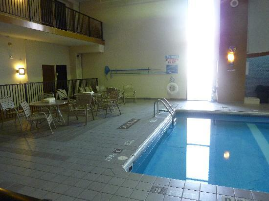 DoubleTree by Hilton Hotel Downtown Wilmington - Legal District: pool