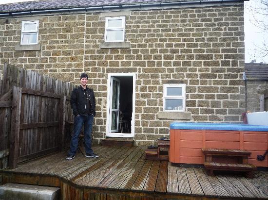 Brimham Rocks Cottages: Cedar