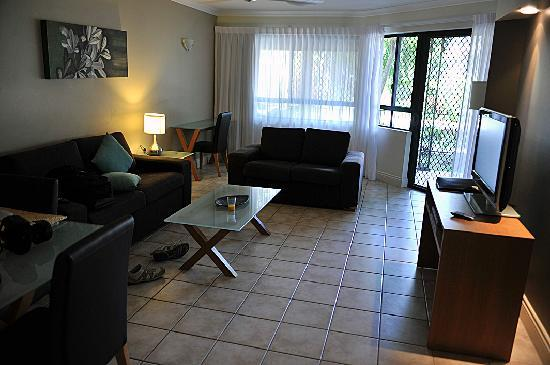 Trinity Links Resort and Apartments: Lounge