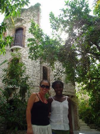 Guesthouse Las Piedras: Evelyn y Lila