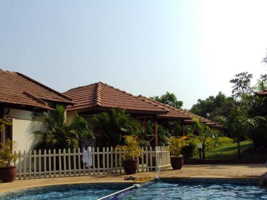 Goa Beach House: Cottages