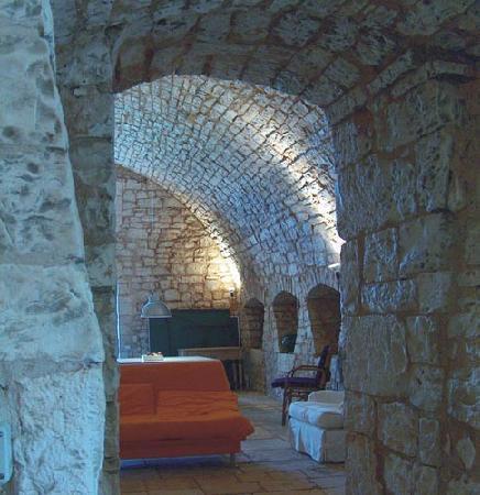 Masseria Sacerdote: Sala da pranzo