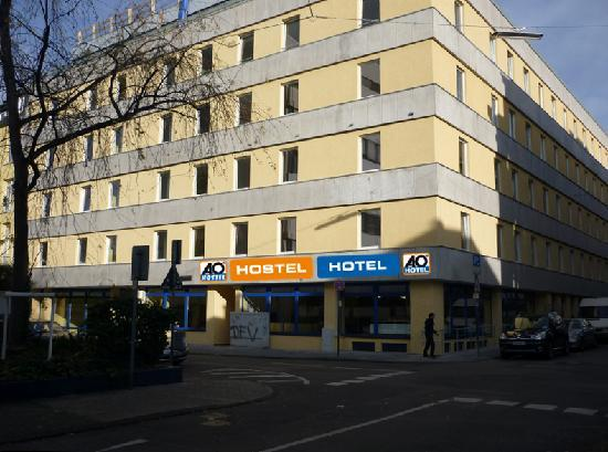 A&O Cologne Neumarkt: Foto del Hotel/Hostel