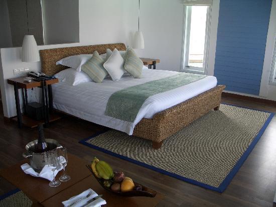 Centara Grand Island Resort & Spa Maldives: Water bunglalow