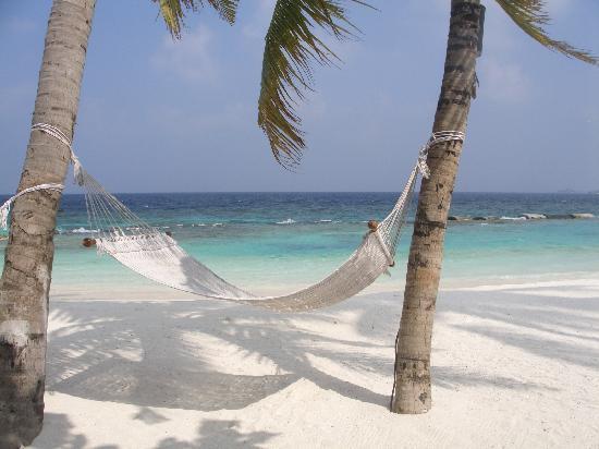 Centara Grand Island Resort & Spa Maldives: Beach