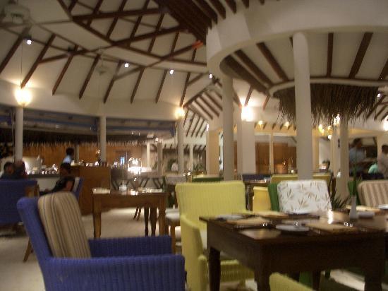 Centara Grand Island Resort & Spa Maldives: Reef restaurant