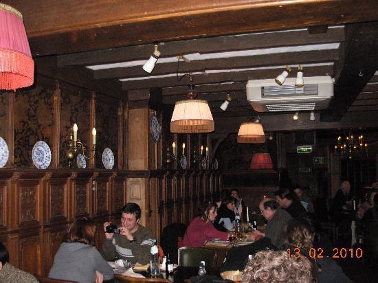 Restaurant Haesje Claes: ristorante
