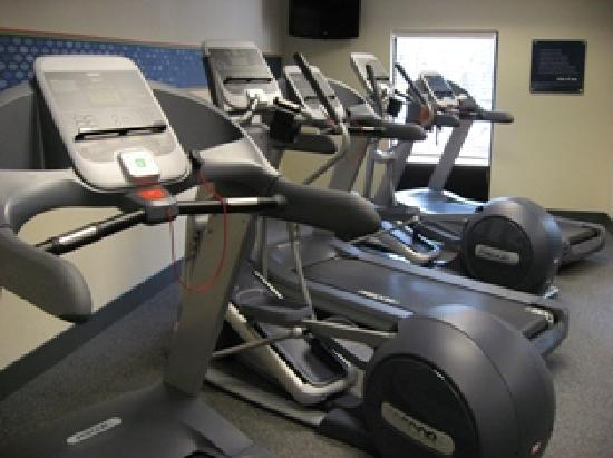 Hampton Inn Birmingham / Leeds, AL: Exercise room