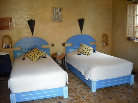 Hotel Dar Zitoune: beds were comfy