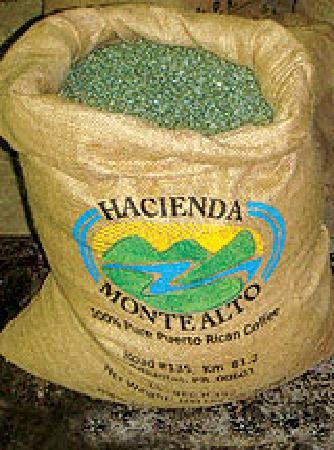 Adjuntas, Puerto Rico: Nearby Coffe Hacienda