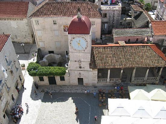 ‪‪Trogir‬, كرواتيا: Trogir center‬