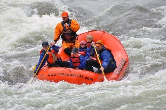 Cascade Raft & Kayak