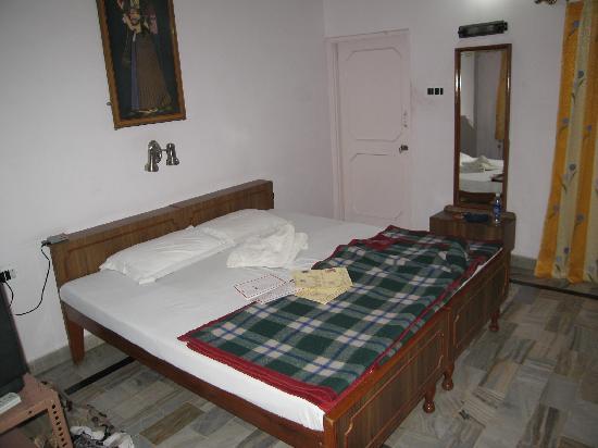 Hotel Karni Niwas: Our room 3th floor