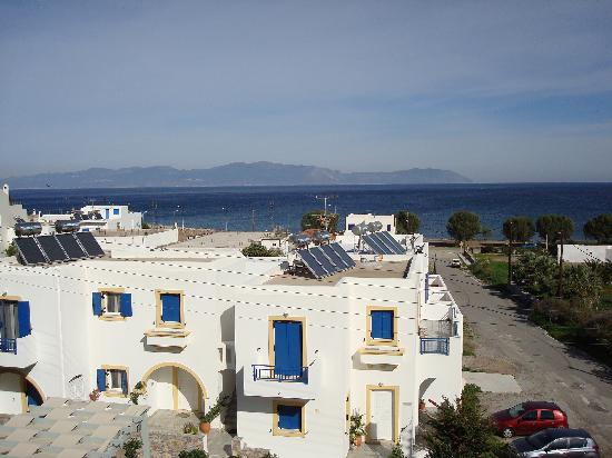Agia Pelagia, Grecia: View from the room to the sea