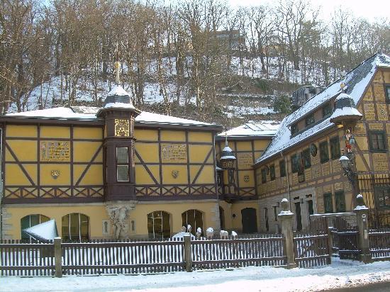 Gästehaus Loschwitz: Sehenswert das Leonardi-Museum